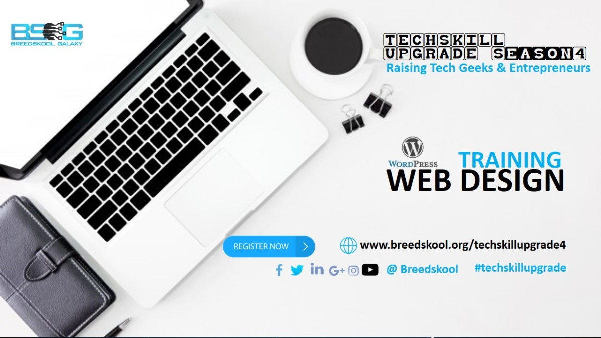 Web Design Training In Lagos Nigeria