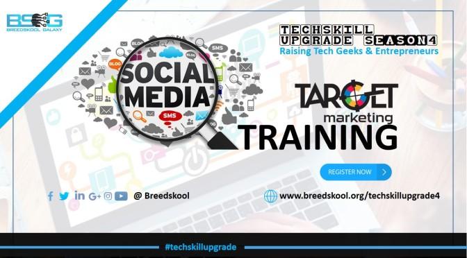 Social Media Management and Marketing Training in Lagos Nigeria