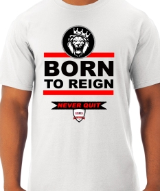 tshirt white borntoreign